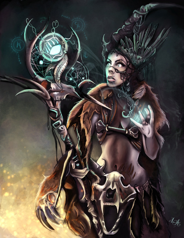 640x828_19685_Maeva_2d_fantasy_witch_shaman_magic_staff_picture_image_digital_art